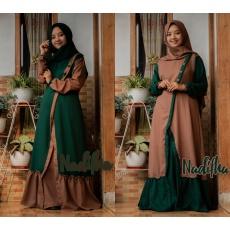 Abaya Muslim Wanita