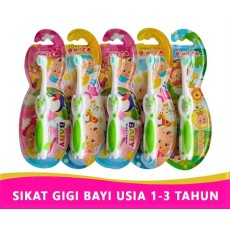 Sikat Gigi & Pasta Gigi Bayi